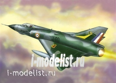 Eastern Express 72282 1/72 Mirage Iii E fighter jet