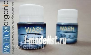 005W Pacific88 Remover dark gray 25ml.