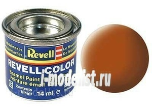 32185 Revell brown RAL 8023 matte Paint